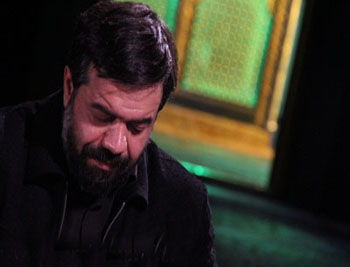 حاج محمود کریمی - زیارت عاشورا